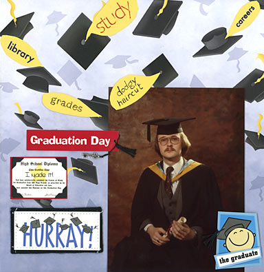 graduation-scrapbook-layout.alt